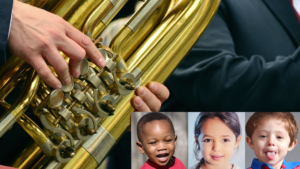 Place d'Armes orchestra 'amazing,' say toddlers dancing in front of stage